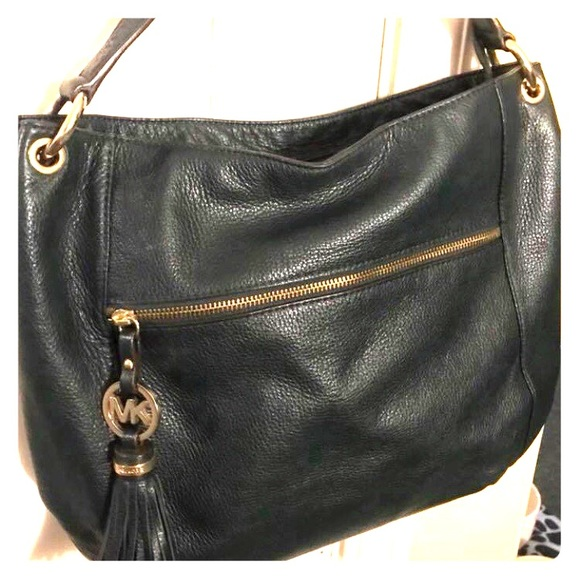 Michael Kors Bags   Purse Forest Green Leather